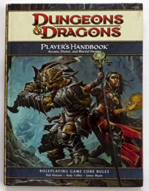 Dungeons and Dragons Player's Handbook - Roleplaying Game Core Rules