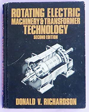 Rotating Electric Machinery & Transformer Technology Second Edition