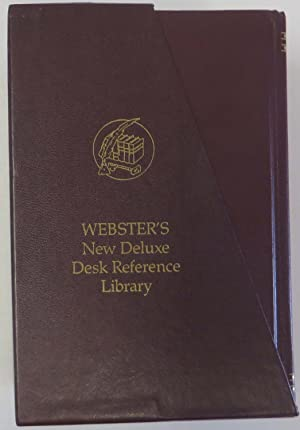 Webster's New Deluxe Desk Reference Library -