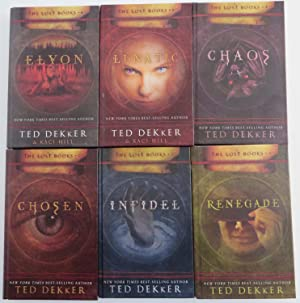 The Lost Books : Set of Six Hardcovers : #1 Chosen, #2 Infidel, #3 Renegade, #4 Chaos, #5 Lunatic...