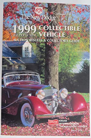 The New Dodge - 1999 Collectible edition Vehicle : Auction Results & Collector's Guide