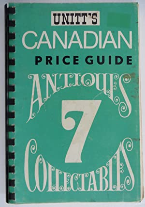 Unitt's Price Guide Antiques & Collectables - Book 7