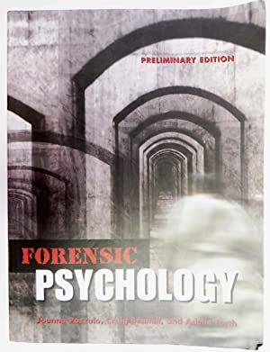 Forensic Psychology ( Preliminary Edition )