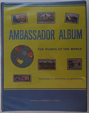 Ambassador Album for Stamps of the World : Thousands of Identifying Illustrations