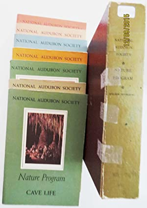 National Audubon Society Nature Program - 7 Volume boxed Set