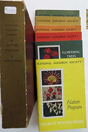 National Audubon Society Nature Program - 6 Volumes in Slipcase