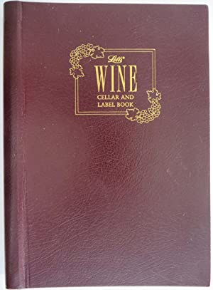 Letts Wine Cellar and Label Book