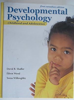 adolescence developmental psychology