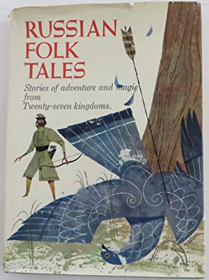 Russian Folk Tales Stories of Adventure and: Stevens, H.C.