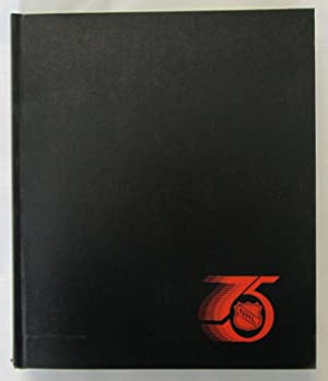 National Hockey League 75th Anniversary Commemorative Book
