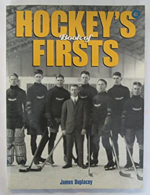 Hockey's Book of Firsts