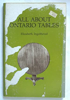 All About Ontario Tables