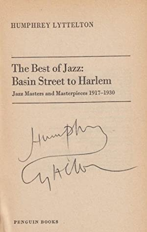 The Best of Jazz (signed by the: Humphrey Lyttelton