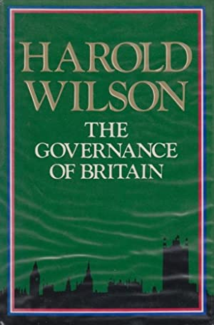 The Governance of Britain (signed by Harold: Harold Wilson