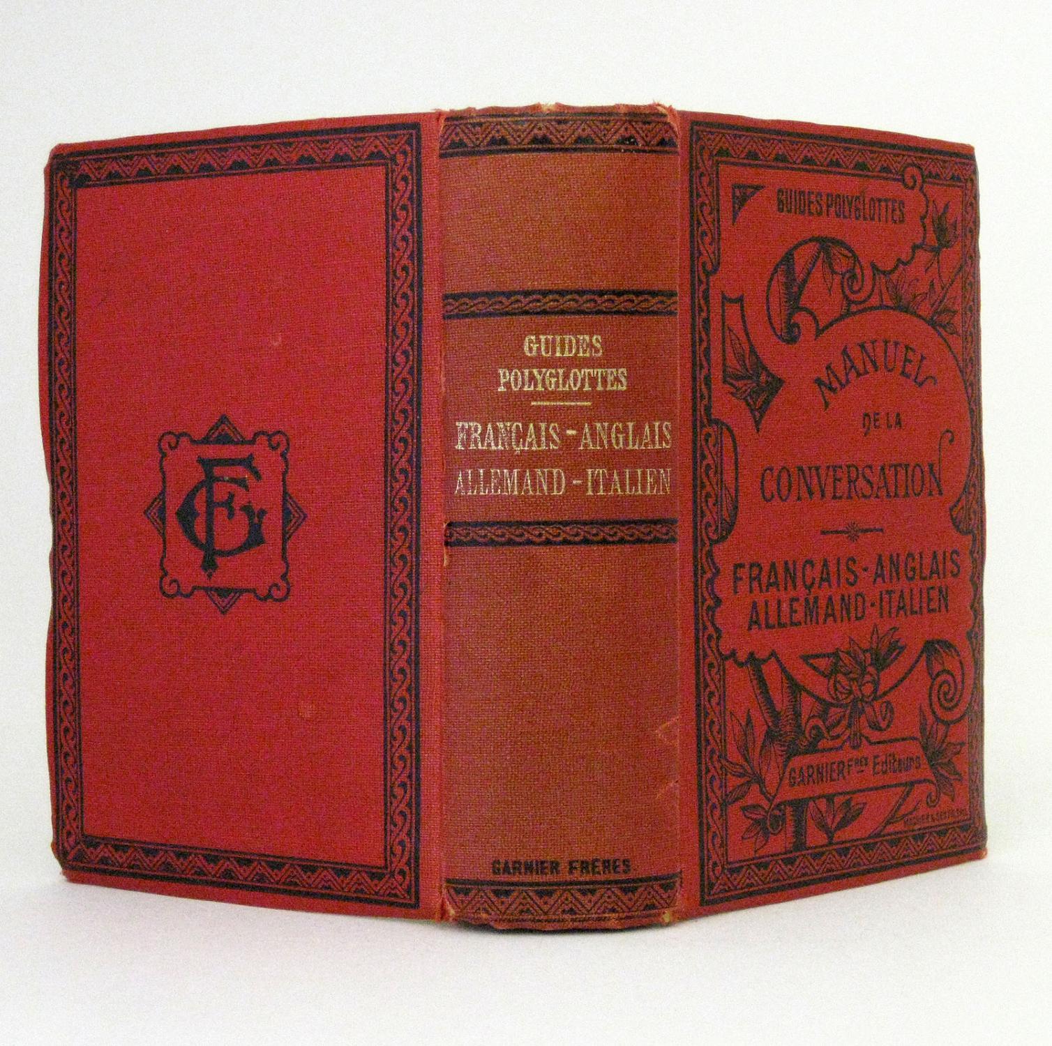 Manuel de la conversation et du style: Clifton, Michael; Ebeling,