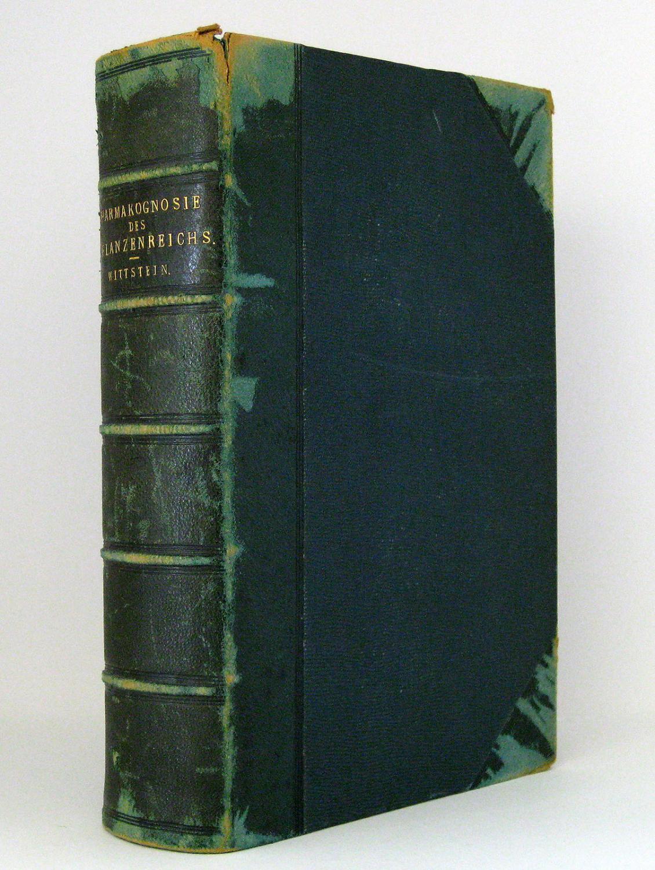 Handwörterbuch der Pharmakognosie des Pflanzenreichs (A-Z) : Wittstein, Georg Christoph