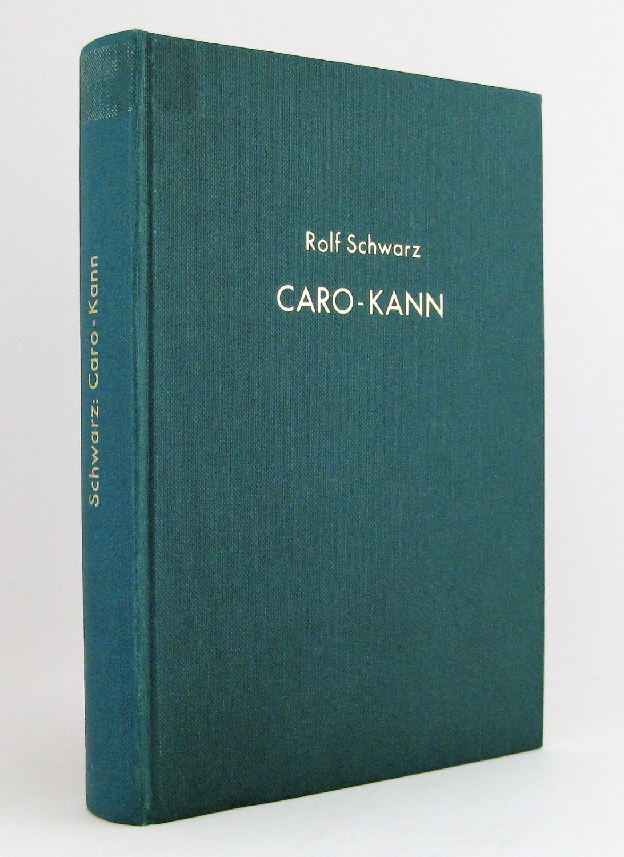 Handbuch der Schach-Eröffnungen, Band 22: Die Verteidigung Caro-Kann 1. e2-e4 - c7-c6 : ...