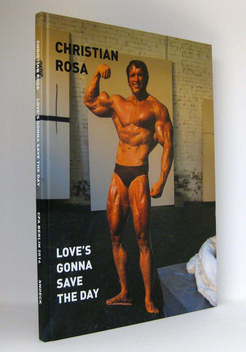 Christian Rosa - Love s Gonna Save The: Ohrt, Roberto [Text];