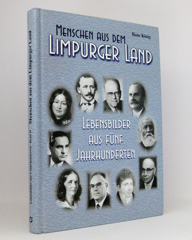 Menschen aus dem Limpurger Land, Band 2 [II] : Lebensbilder aus 5 Jahrhunderten : (Reihe: ...