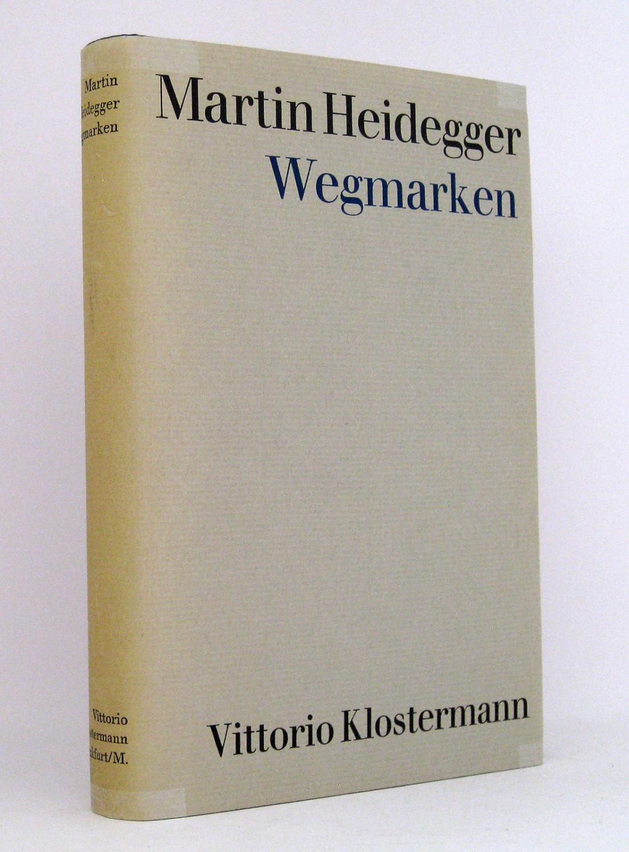 Wegmarken: Heidegger, Martin