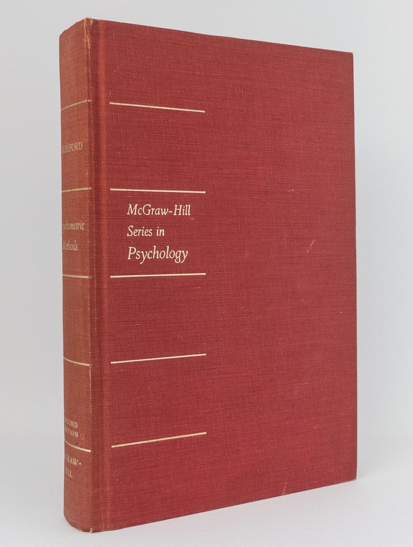 Psychometric Methods : (Reihe: McGraw-Hills Series in: Guilford, Joy Paul