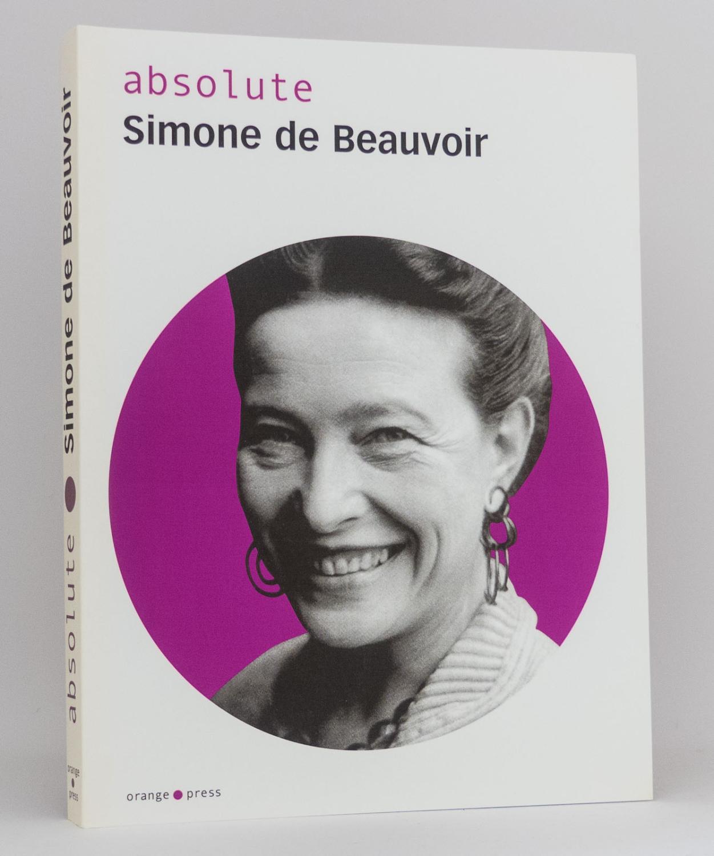 absolute Simone de Beauvoir - Hervé, Florence [Hg.]