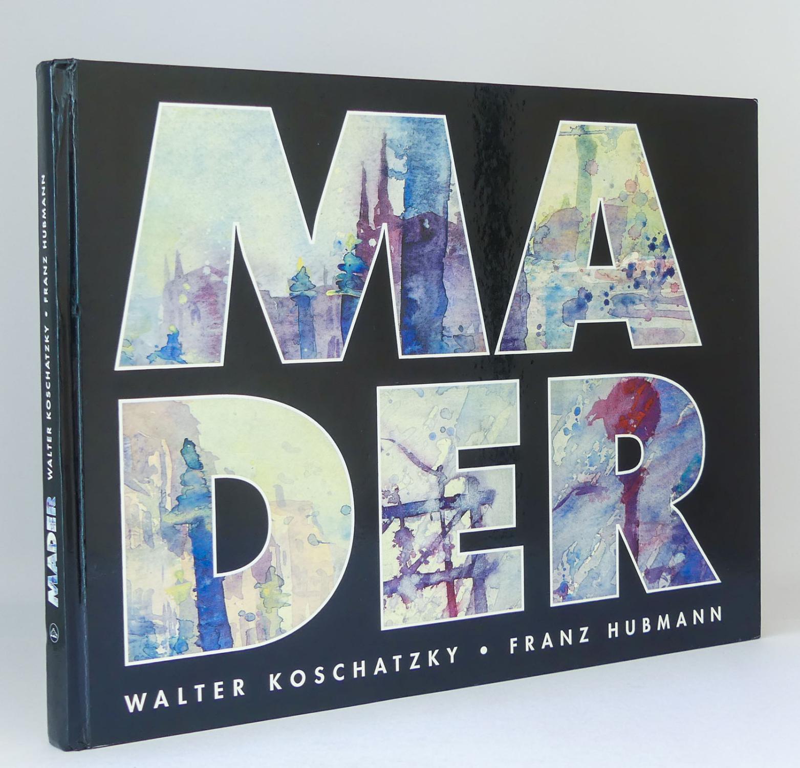 Heribert Mader - Aquarelle : (SIGNIERT): Mader, Heribert [Künstler];