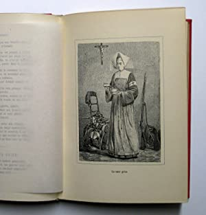 Album lyrique de la France moderne : Revue et augmentee par C. Villatte. Avec 12 gravures sur bois....