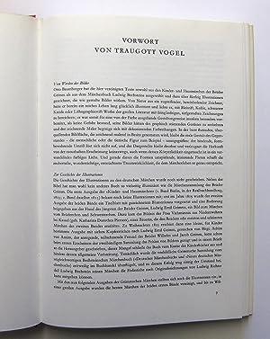 Das Märchenbuch : Bilder von Otto Baumberger. Mit einem Vorwort von Traugott Vogel: Baumberger, ...