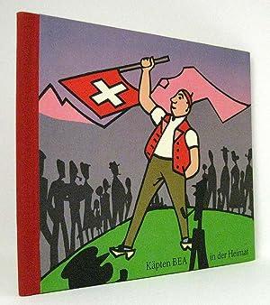 Käpten BEA in der Heimat : (Reihe: Käpten BEAs Abenteuer, Band 5): Kuhn, Werner