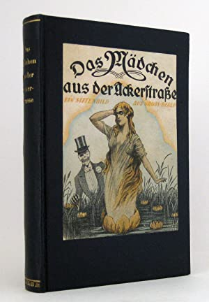 Das Mädchen aus der Ackerstraße : Ein Sittenbild aus Groß-Berlin: Fleischack, Hermann (unter dem ...