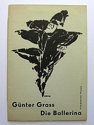 Die Ballerina: Grass, Günter