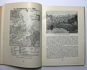 Das Tauberland : (Reihe: Heimatblätter »Vom Bodensee zum Main«, Nummer 37): Metz, Friedrich
