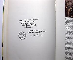Der Heilige Franziskus von Assisi : Zeichnungen von Bertello. Übersetzung: Christa Ruf in Salimbeti...
