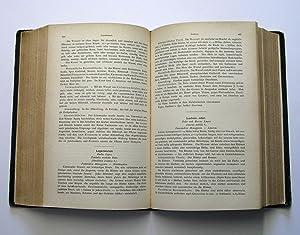 Handwörterbuch der Pharmakognosie des Pflanzenreichs (A-Z) : (Reihe: Encyklopädie der ...