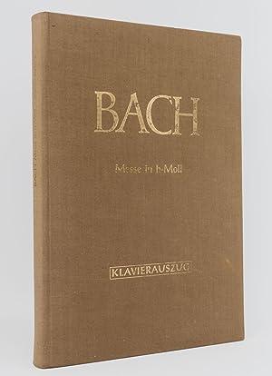 Missa, Symbolum Nicenum, Sanctus, Osanna, Benedictus, Agnus: Bach, Johann Sebastian;