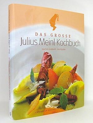 Das große Julius-Meinl-Kochbuch: Gradwohl, Joachim; Lehmann,