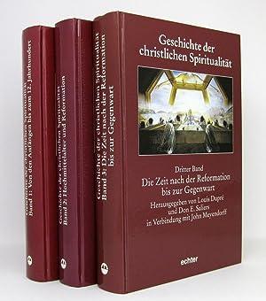 Geschichte der christlichen Spiritualität (komplett, alle drei Einzelbände) : Band 1: Von den ...