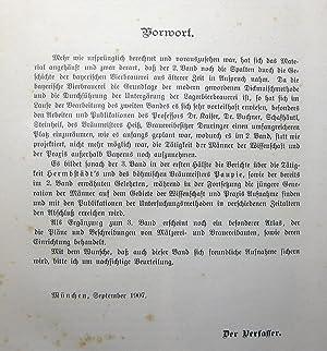 Beiträge zur Entwicklungsgeschichte der Bierbrauerei, Band 3 [III] : Eine Darstellung in Wort und ...