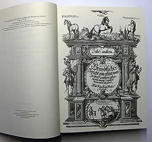 Della Cavalleria [Über die Reutterei] : Gruendtlicher Bericht von allem was zu der Reutterei ...