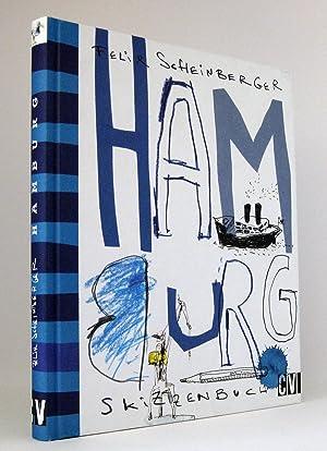 Hamburg : Skizzenbuch (SIGNIERT): Scheinberger, Felix