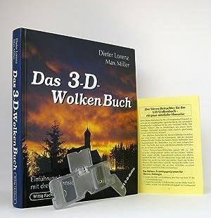 Das 3-D-Wolkenbuch [3D-Wolken-Buch] : Einführung in die Wetterkunde mit dreidimensionalen ...