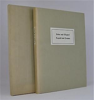 Leben und Wandel Lazaril von Tormes : Tiemann, Hermann [Hg.]