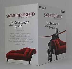 Sigmund Freud - Die Höredition [Hörbuch] : Entdeckungen auf der Couch: Freud, Sigmund; ...