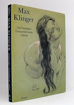 Max Klinger - Zeichnungen, Zustandsdrucke, Zyklen : Danzker, Jo-Anne Birnie