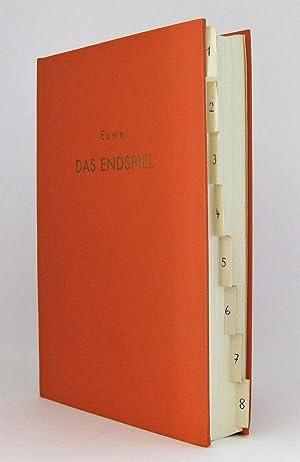 Das Endspiel, Band 1 bis Band 8 (alle acht Einzelbände in einem Buch): Euwe, Max