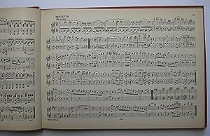 Symphonien von W. A. Mozart für Pianoforte zu vier Händen (Band I und II) : Arrangirt [...