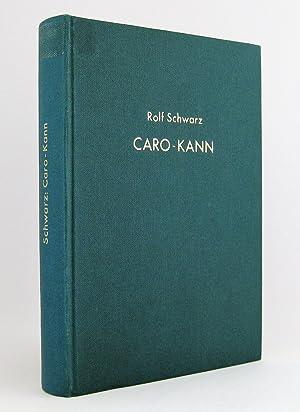Handbuch der Schach-Eröffnungen, Band 22: Die Verteidigung Caro-Kann 1. e2-e4 - c7-c6 : Ausf&...