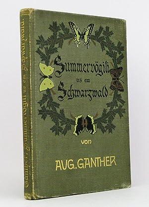 Summervögili us em Schwarzwald : Gedichte in niederalemannischer Mundart: Ganther, August