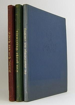 Du bist wie dein Blut - Dramatische Dichtungen um Paracelsus (3 Teile in 3 Bänden) : Teil (Band) 1:...